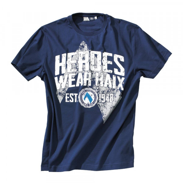 HAIX Helden Shirt blauw