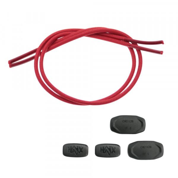HAIX FLEXLACE Reparatieset CNX Safety red