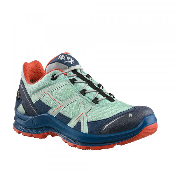 HAIX Black Eagle Adventure 2.2 GTX Ws low/sky-orange
