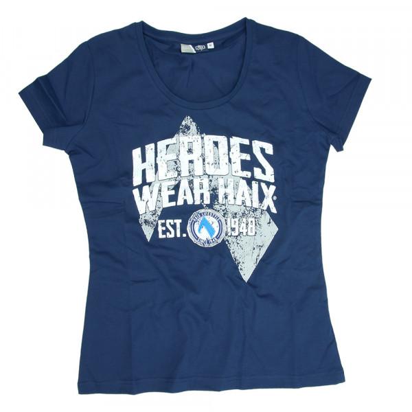 HAIX Jaar-Shirt 2015 blauw