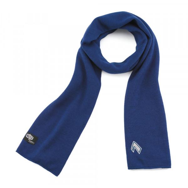 HAIX Gebreide sjaal blauw van Schöffel