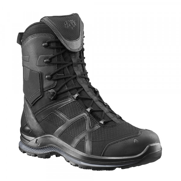HAIX Black Eagle Athletic 2.0 T high/black Sidezipper