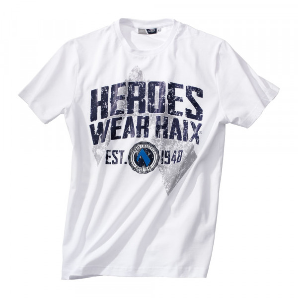 HAIX Jaar-Shirt 2015 wit