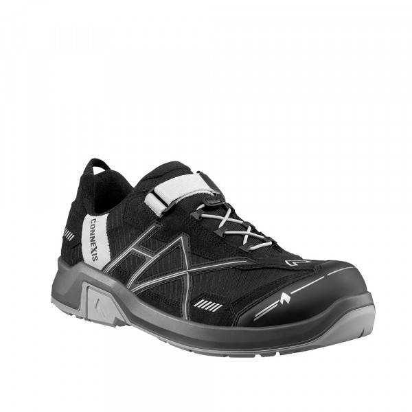 HAIX CONNEXIS Safety T S1P low/black-silver
