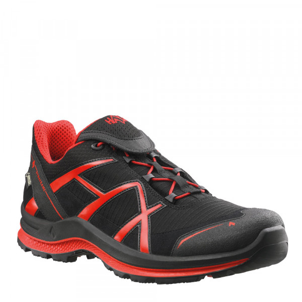 HAIX Black Eagle Adventure 2.0 GTX low/black-red