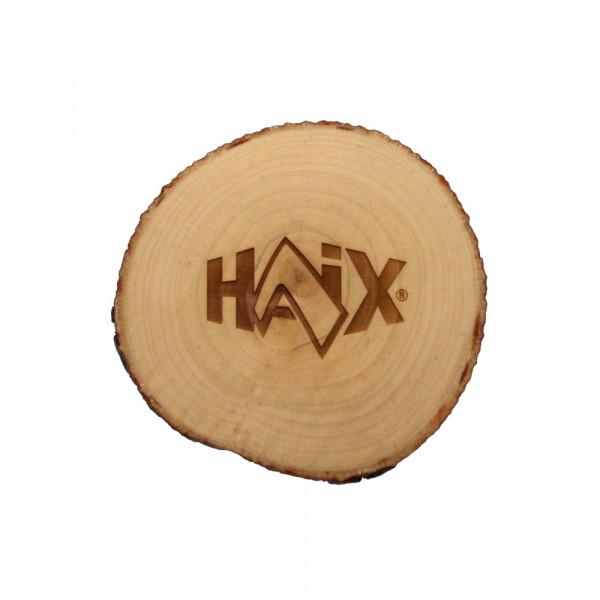 HAIX Untersetzer Holz