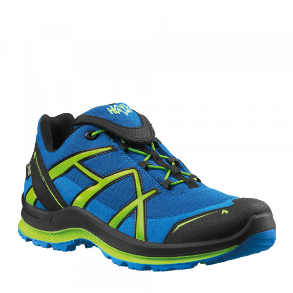 HAIX Black Eagle Adventure 2.0 Ws GTX low/blue-citrus